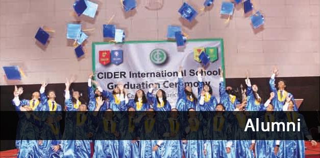 Home - CIDER International School - The Best English Medium School